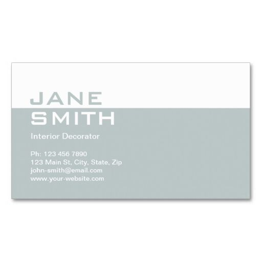 1798 best fashion business card templates images on pinterest elegant professional interior design decorator business cards make your own business card with this great reheart Choice Image