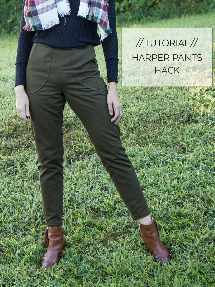 Learn how to make the Harper shorts sewing pattern into pants! New tutorial: http://blog.megannielsen.com/2016/09/tutorial-harper-pants-hack/?utm_campaign=coschedule&utm_source=pinterest&utm_medium=Megan%20Nielsen%20Patterns&utm_content=Tutorial%20%2F%2F%20Harper%20Pants%20Hack