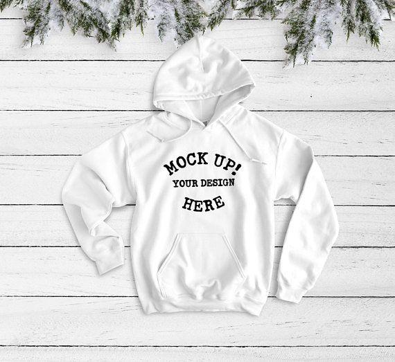 Download Best Free 18500 White Gildanunisex Sweater Mockup Hooded Sweat Shirt Hoodie Flat Psd Free Psd Mockup Templates Shirt Mockup Mockup Free Psd Clothing Mockup