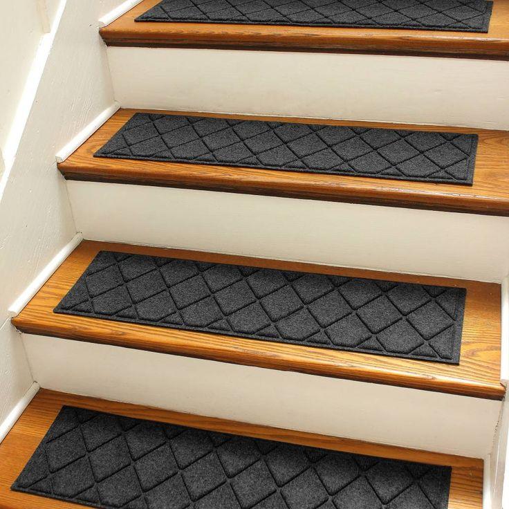 Best Weather Guard™ Argyle 8 5 Inch X 30 Inch Stair Treads Set 640 x 480