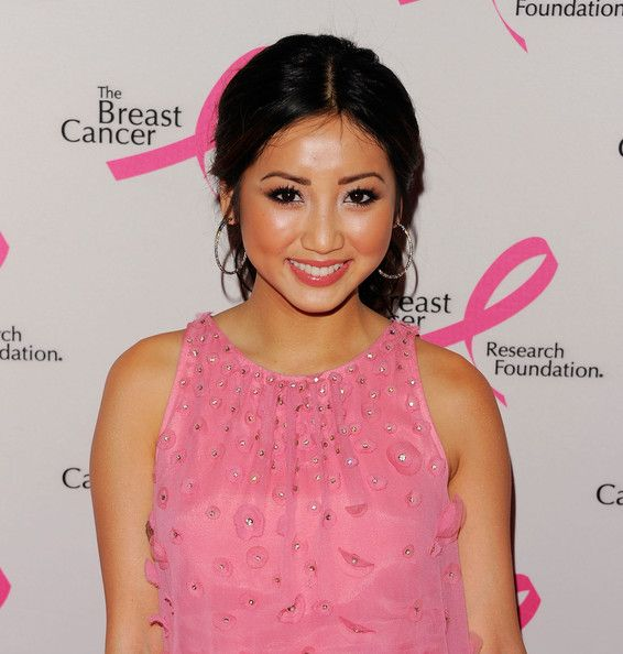 Brenda+Song | brenda song brenda song attends the 2011 breast cancer research ...