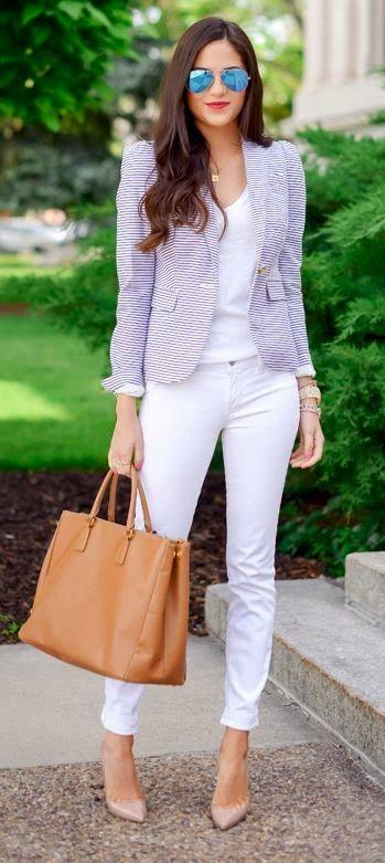 Princesa en Bancarrota: 9 outfits súper chic para el trabajo!