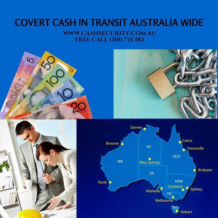 covert cash in transit security