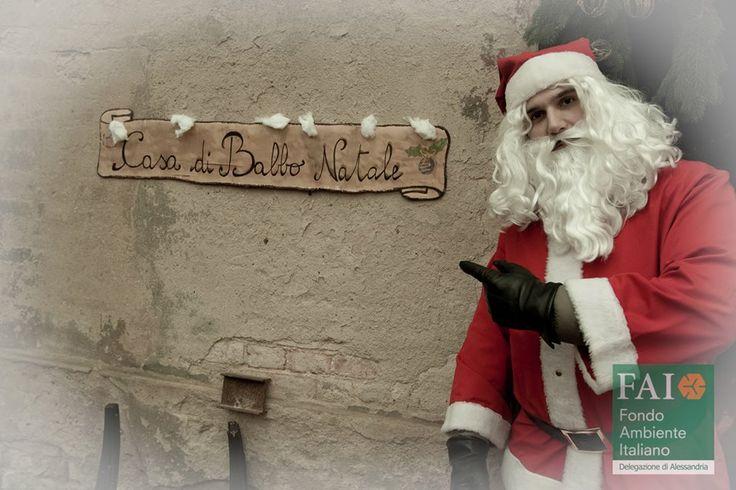 Benvenuti nella Casa di Babbo Natale!