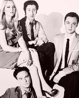 .Photos, Big Bang Theory, Big Bangs Theory, Retro, Mr. Big, Bangs Bazinga