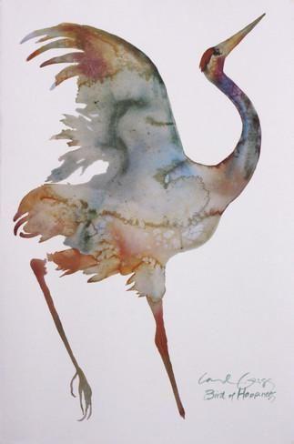Bird of Happiness Kunstdruk
