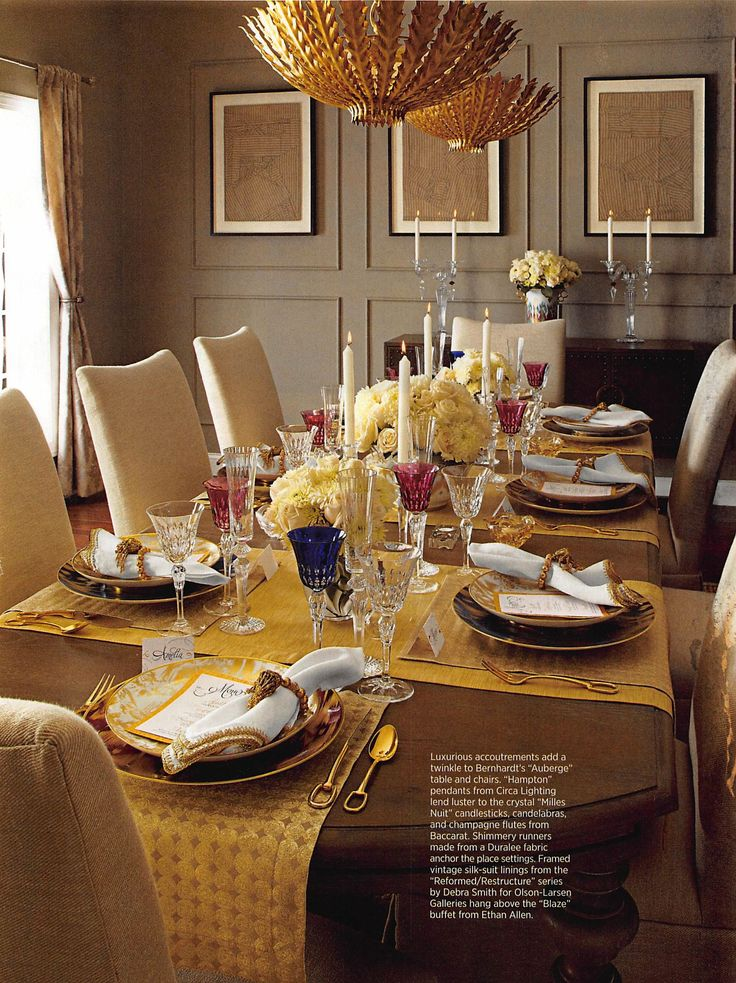French Couture Table