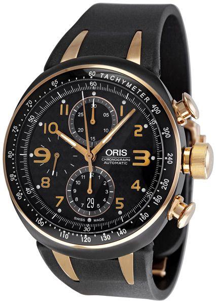 Oris TT3 Chronograph Automatic Mens Watch. List price: $3900