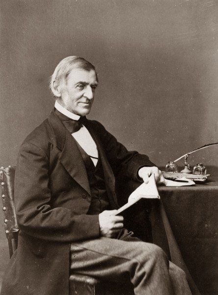 Emerson's Advice on How to Read for Greater Self-Reliance | The Art of Manliness