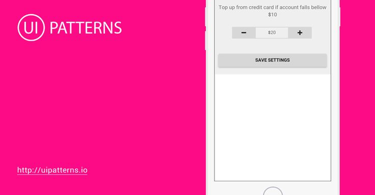 Currency Input UI Pattern - Numpad - The user needs to enter a monetary value #BuildBetterProducts #UI #UX