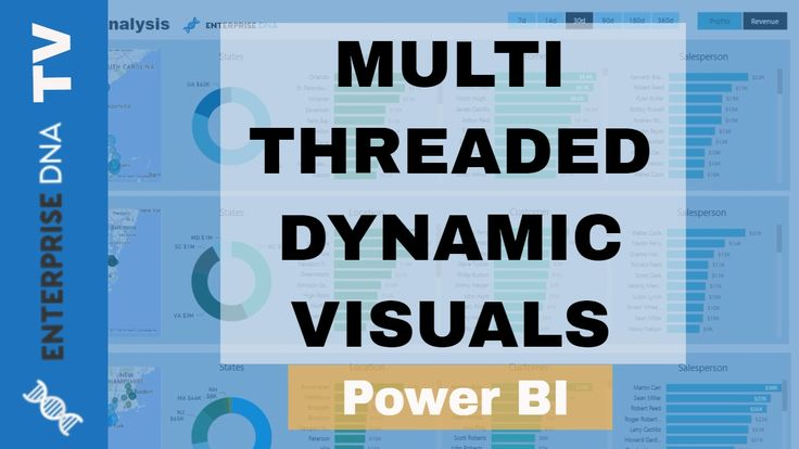 Multi Threaded Dynamic Visuals in Power BI - Advanced Power BI - datapower resume
