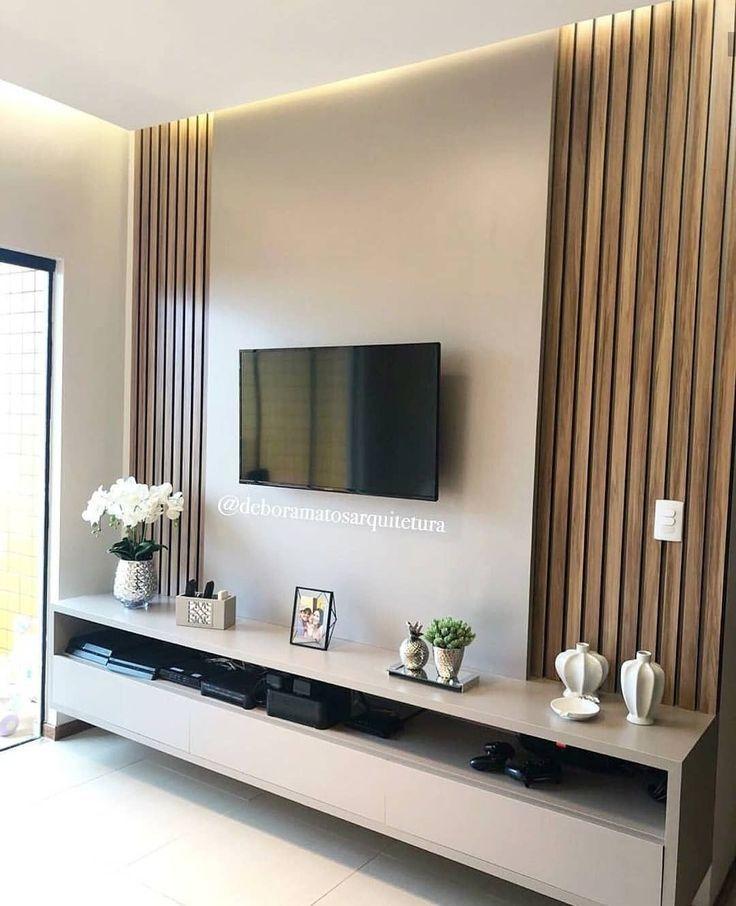 Tv Wall Mit Bildern Wohnzimmer Gestalten Wohnzimmerdesign Wohnzimmerentwurfe