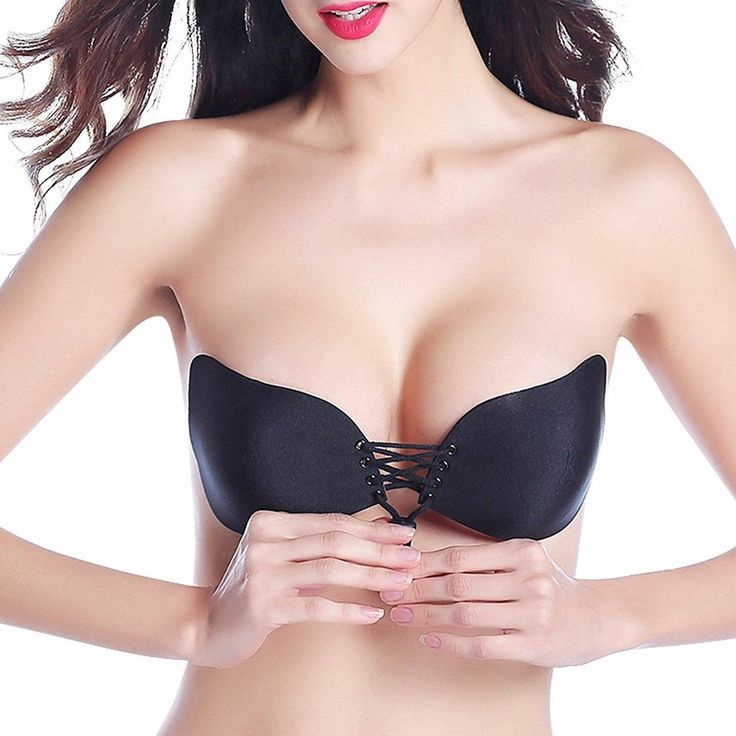 Nice Amazing Womens Self Adhesive Bra, Strapless Reusable Padded Invisible Push Up Bras 2017-2018 Check more at http://24shopme.tk/fashion/amazing-womens-self-adhesive-bra-strapless-reusable-padded-invisible-push-up-bras-2017-2018/