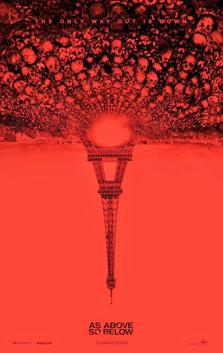 "#Movie #Film #AsAbove Today's Throwback: As Above, So Below (2014) #horror #movie #throwback: John Erick Dowdle""s As Above, So Below…"
