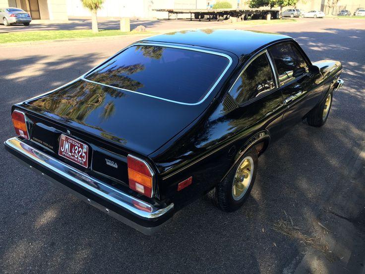 RPO Z09 – 1975 Chevrolet Vega Cosworth Twin Cam | Rusty But Trusty