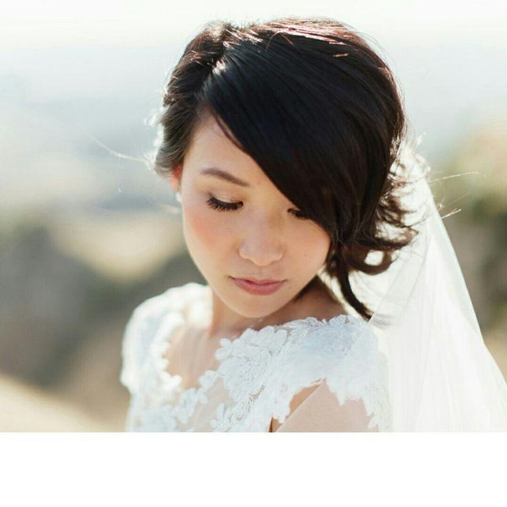 Hawkes bay wedding 2016   Bride // Betty Chung  Hair // Loco hair  Photography// Natalie McNally Photography  MU// Josie Brenstrum make up artist  Dress// Lucy Slater from Era Vintage bride Hawkes Bay NZ