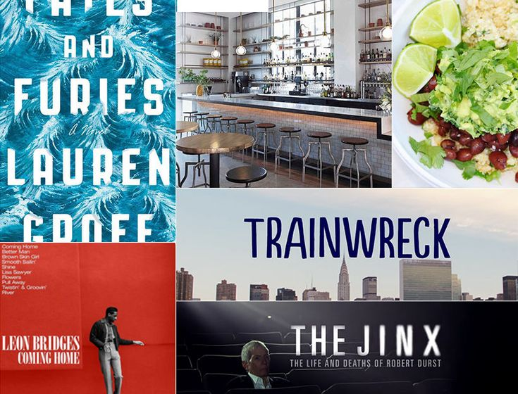 In case you missed it, a rundown of what team goop binge-watched, ate, read, listened to, and generally loved in 2015.