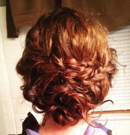 hairdos for curly hair 12 - Hairdos for Curly Hair