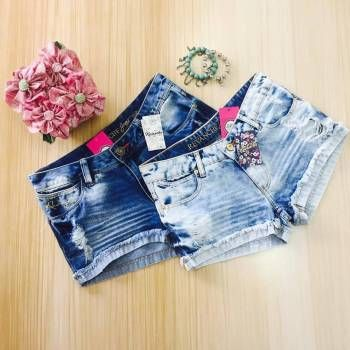 Shorts Jeans Revanche - 22K