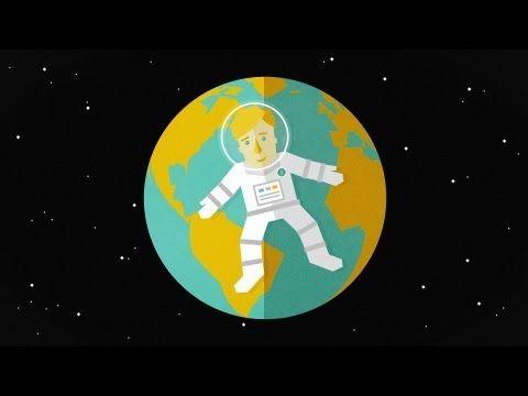 Gravity Free falling in outer space - Matt J. Carlson