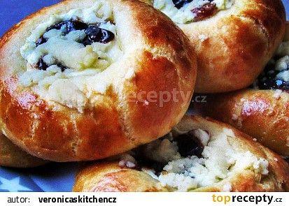 """""""Posvícenské"""" koláče recept - TopRecepty.cz"""
