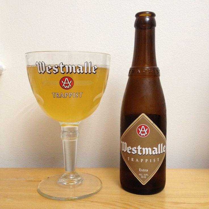 Brouwerij der Trappisten van Westmalle - Westmalle Extra(Ale) 4,8% pullo