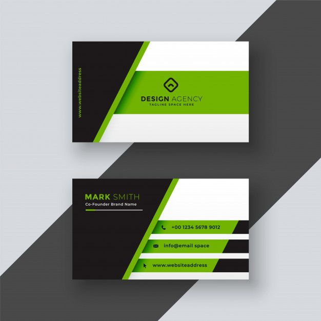 Download Professional Green Business Card Template For Free Graphic Design Business Card Business Card Template Design Business Cards Creative