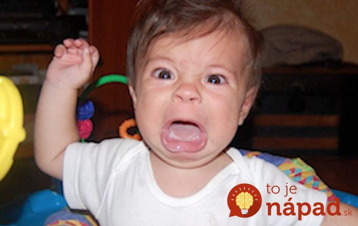 Jediná veta, ktorou zastavíte detský záchvat hnevu!
