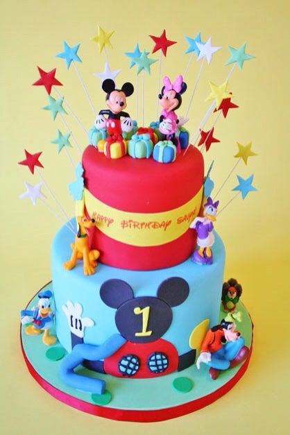 Mickey Mouse clubhouse come inside its fun inside