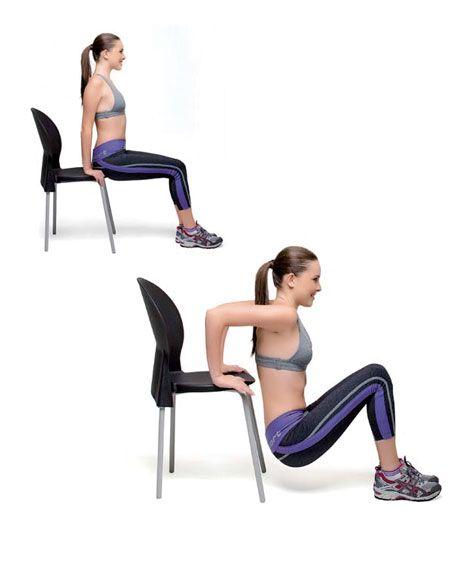 Consiga braços mais finos e tonificados com estes exercícios! #exercícios #treinar #braços #gym #academia