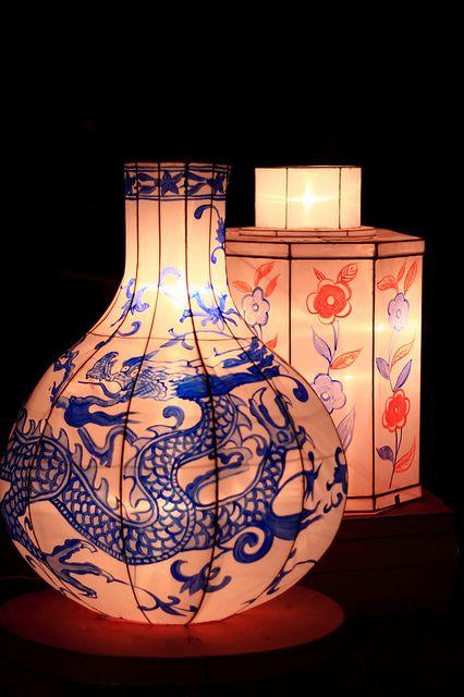 Urn Lanterns   Flickr - Photo Sharing!