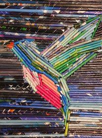 Art. Paper. Scissors. Glue!: Magazine Reed Collages