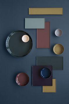 La beauté de ces couleurs Broste Copenhagen A/W16 Styling: Marie Graunbøl Photo: Line Thit Klein…