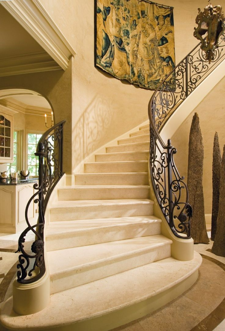 Luxury Staircase Luxury Staircases Pinterest - Luxury Staircase ...