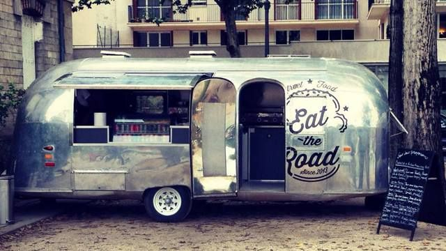 Check out 5 Unique trucks and bicycles in Pars serving more than just food!!