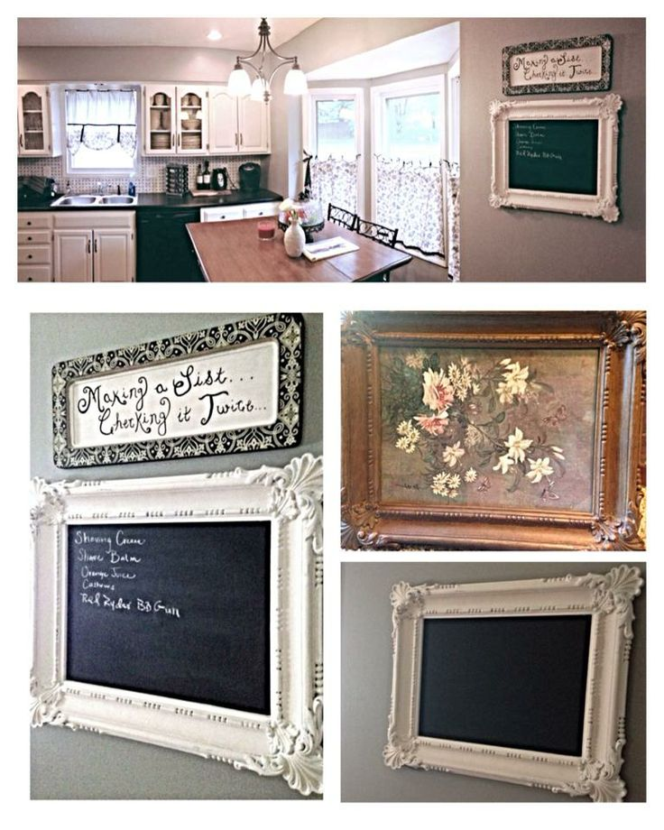 107 best renew old picture frames images on Pinterest | Creative ...