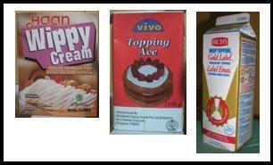 Berbagai jenis Krim (Cream)