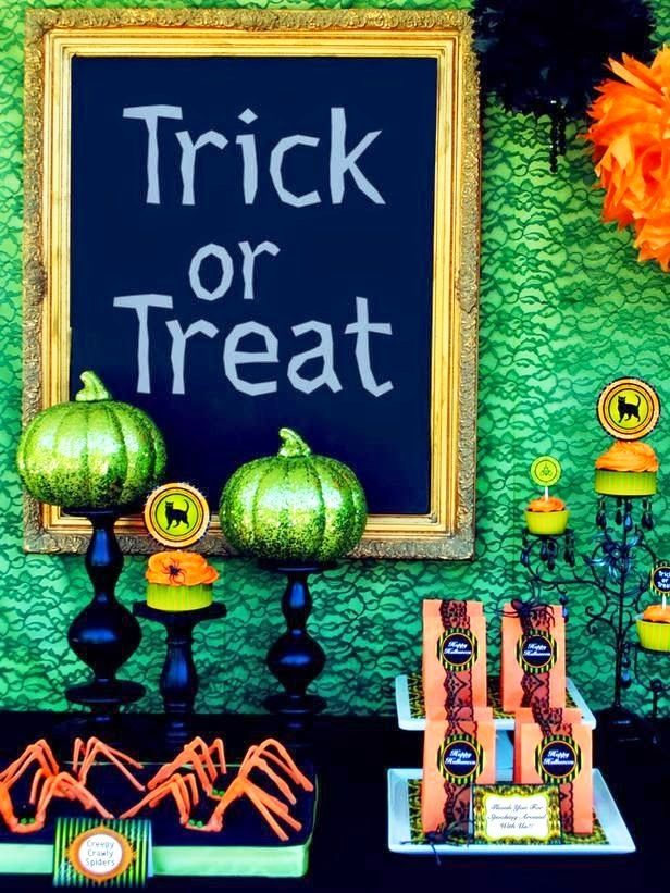 25 children halloween decorations ideas - Great Halloween Decorations