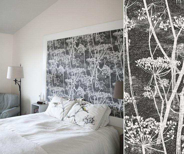 les 30 meilleures images du tableau t te de lit en papier. Black Bedroom Furniture Sets. Home Design Ideas