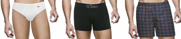 E você? Conhece os diferentes tipos de cuecas? Confira em: http://boutiquedohomem.com.br/blog/descubra-os-tipos-de-cueca/