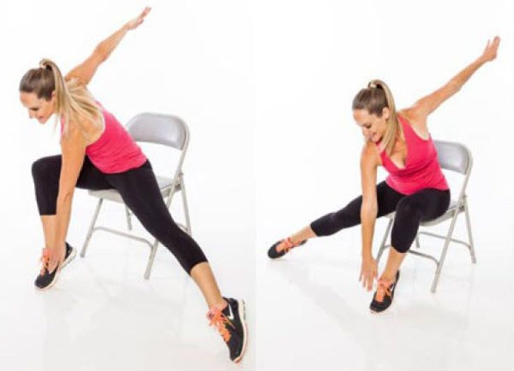 Working 9 to 5 doesn't have to mean sacrificing fitness. Here are some power-packed chair exercises for full body workouts that can help you control your weight without even going to gym. 1. CHAIR …