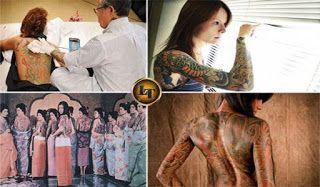 5 Fakta Sangar Tentang Kehidupan Wanita Yakuza