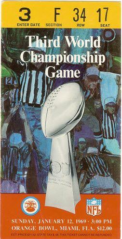 1000+ ideas about Super Bowl Tickets on Pinterest | Johnny Unitas ...