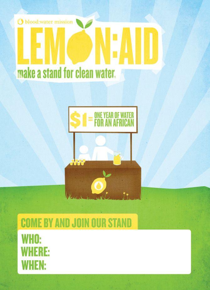 60 best Lemonade Day images on Pinterest   Lemonade stands, Lemonade ...