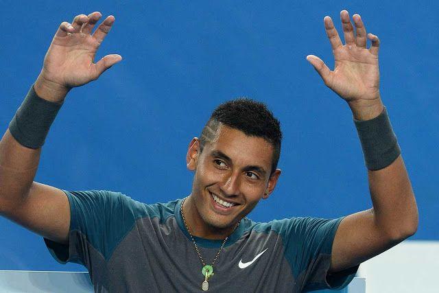 #Tenis: Kyrgios sorprende a Djokovic y avanza en Abierto de Acapulco