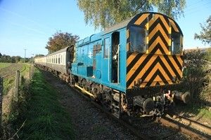 Locomotives « Chinnor & Princes Risborough Railway