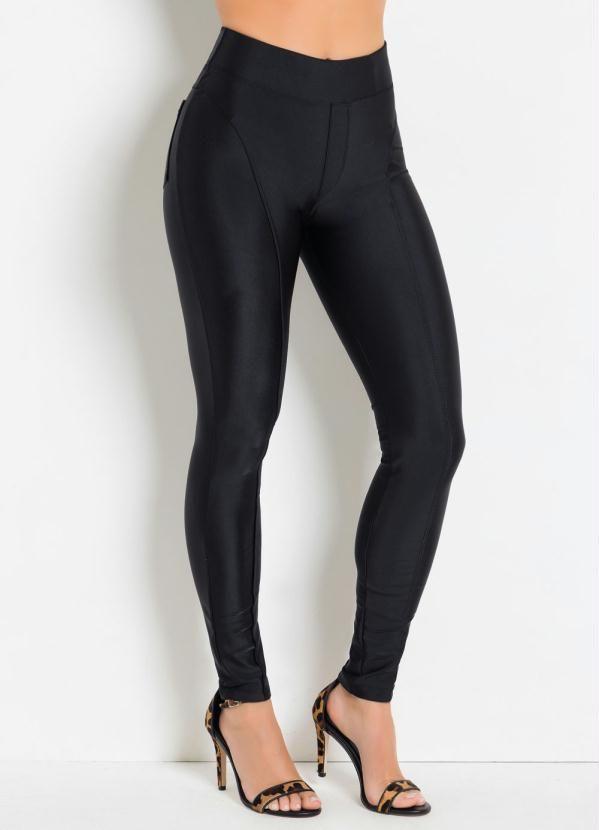 Multimarcas - Calça Legging Montaria Preta Tecido Super Flex in 2020 | Fashion, Pants, Leggings