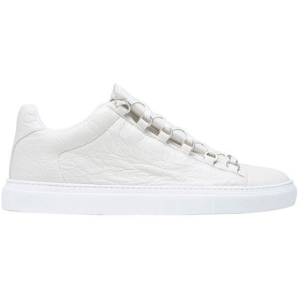 Balenciaga Low Sneakers ($595) ❤ liked