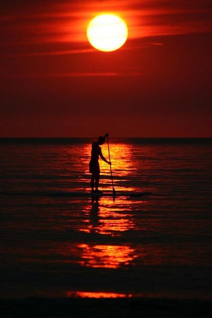 Sunset@Baltic Sea