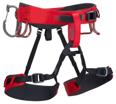 Xenos HarnessXenos Harness, Fire Red